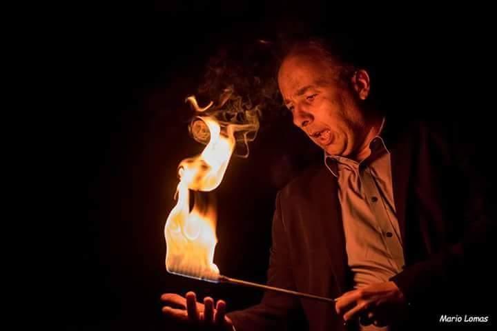 Magie du feu