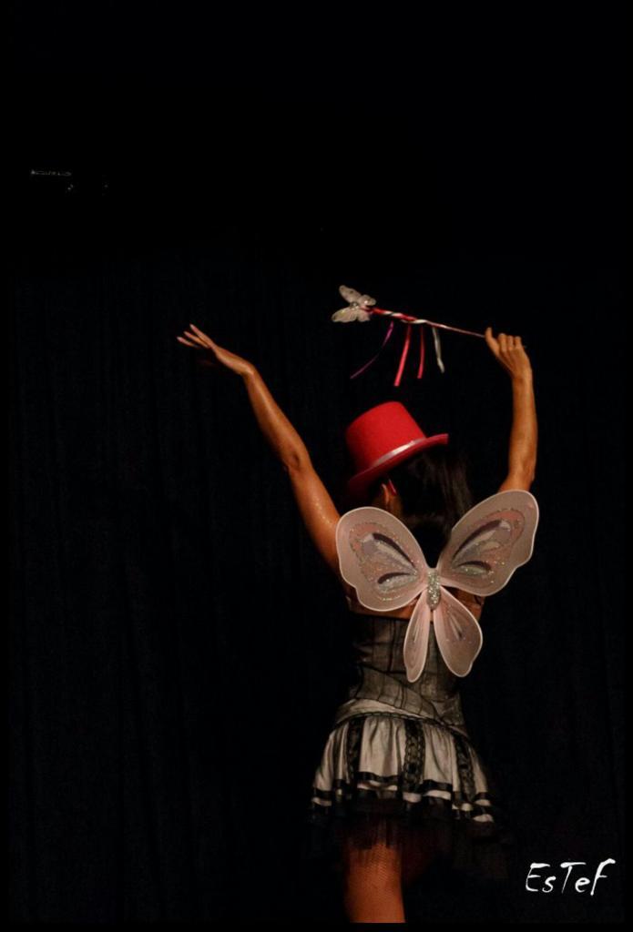 danseuse magique